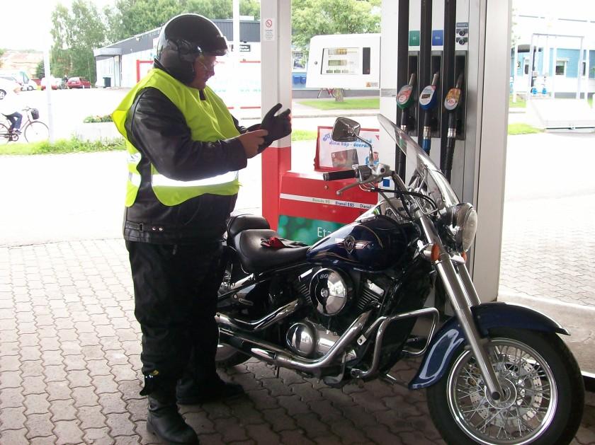 Motorcykel 2