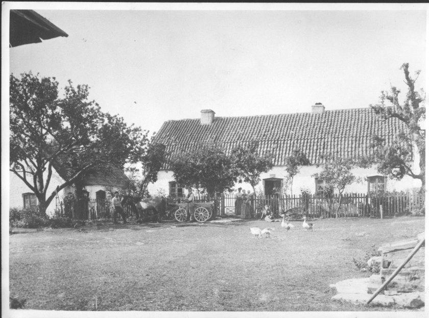 Farmorshus
