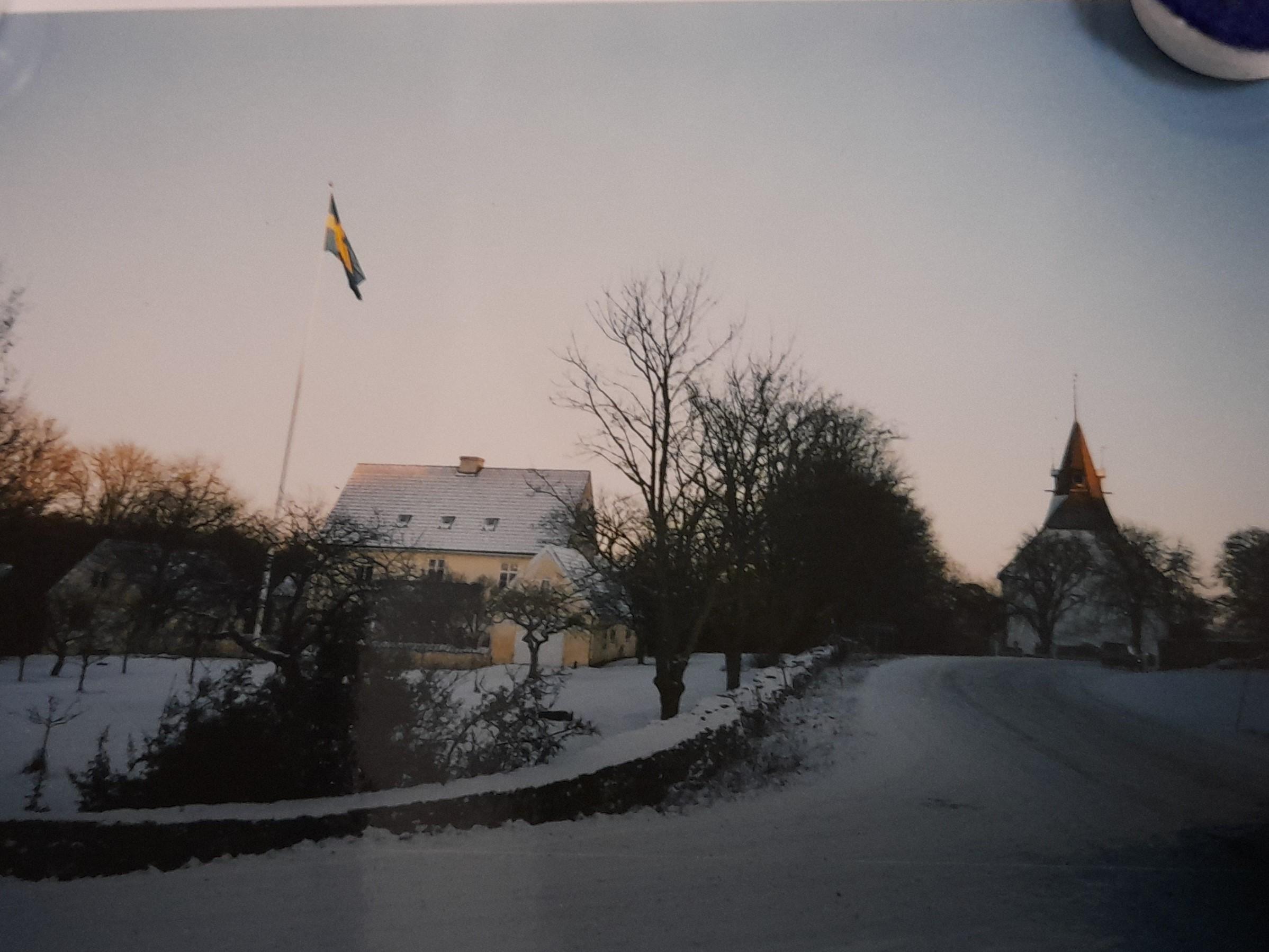 Östergarns prästgård 2